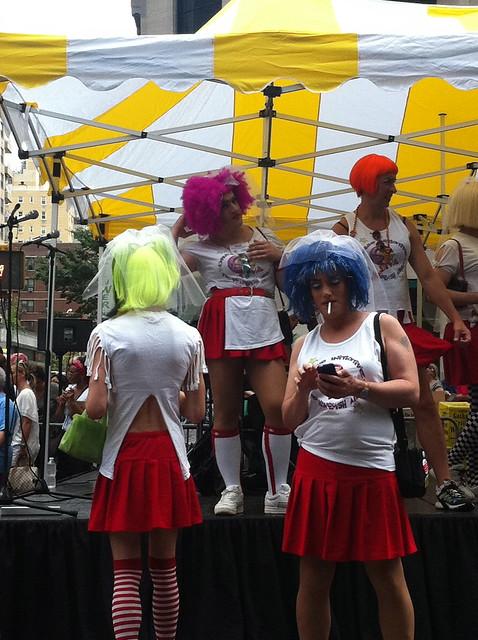 NYC Pride March 2011