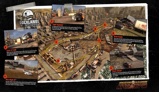 MotorStorm Apocalypse: Docklands - ShipShape