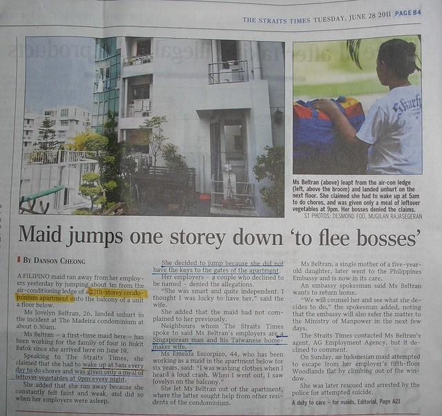 maid abuse singapore