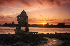 woodly island 6 exp (David Safier - redwoodimage) Tags: california county ca david dave wonderful photography photo humboldt foto image photos sony awesome picture pic photograph stunning redwood alpha arcata incredible marvelous eureka 照片 unbelievable shocking fascinating surprising fotografía фотография prodigious a850 safier davidsafier redwoodimage safierphotography
