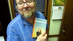 Dean J. Seal, again - book in hand.