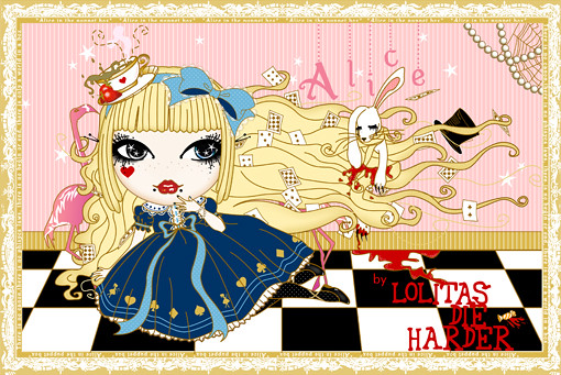 lolitas die harder #7 Alice