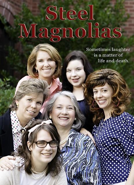 Steel Magnolia Poster
