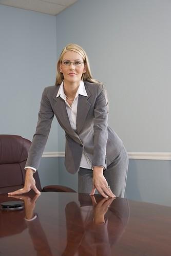Female boss domination