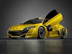Renault Mgane 3 RS Trophy (kidioui-voiture) Tags: renault rs mganers
