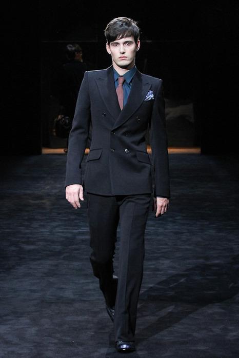 FW11 GUCCI Charity Fashion Show009_Darius Gudinskas(Fashionsnap)