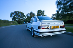 Ford Sierra XR4x4 V6 Rig (Graham.Williams) Tags: show motion blur ford car canon long exposure arm 4x4 magic automotive boom sierra mount rig winner mk2 5d carbon standard suction xr competion manfrotto v6 mkii fibre condition