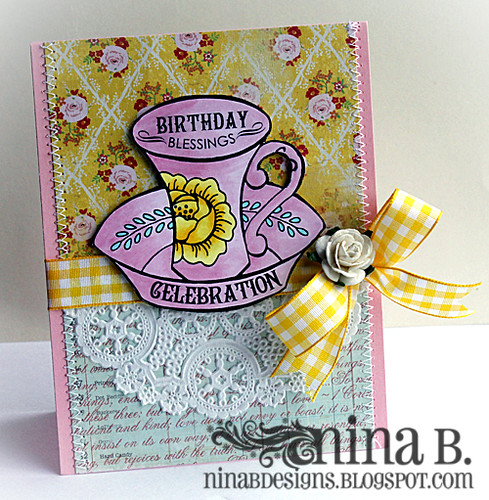 Teacup Birthday blessings