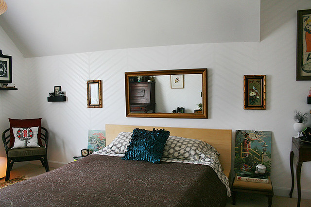 Bed Wall