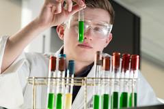 Microbiology lab (Edinburgh Napier University) Tags: lab group science class micro laboratory teaching biology microbiology petri testtube petridish bunsenburner fhlss