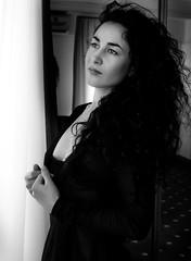 Room 3 (www.Michie.ru) Tags: keity room blackandwhite portrait michieru photoglovey moldova moldovan girl beautiful eyes