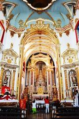 Nave da Igreja de São Pedro dos Clérigos em Salvador - Bahia