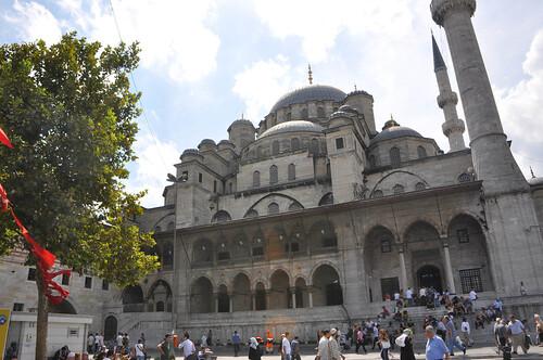 Mezquita Nueva - Estambul