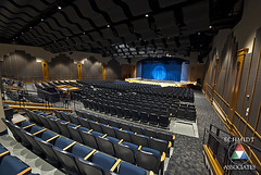 Auditorium (SchmidtPhotos) Tags: school music architecture design high indianapolis stage central engineering associates indiana architectural architect decatur schmidt seating architects sai auditorium k12 engineers interiorspace schmidtassociates