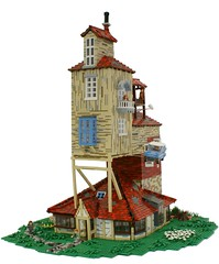 The Burrow (Matija Grguric) Tags: lego harrypotter creation moc burrow weasley fordanglia