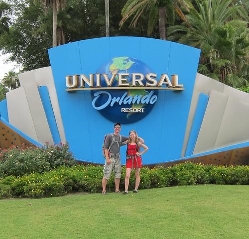Universal Studios by Danalynn C
