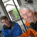 <b>Birk & Matthias D.</b><br />6/13/2011 Hometown: Lucerne, Switzerland  Trip: From Nogales, AZ to Whitehorse, Yukon