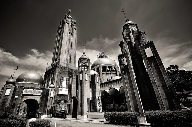 Masjid Kelang by Ahmad Nabil