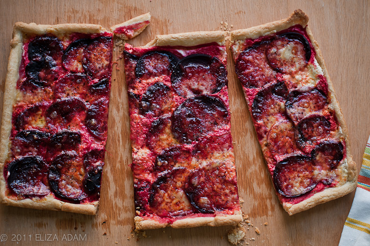 roasted beet tart-1-16
