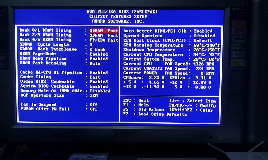 VOGONS • View topic - CPU Overclocking, Underclocking and CPU Life