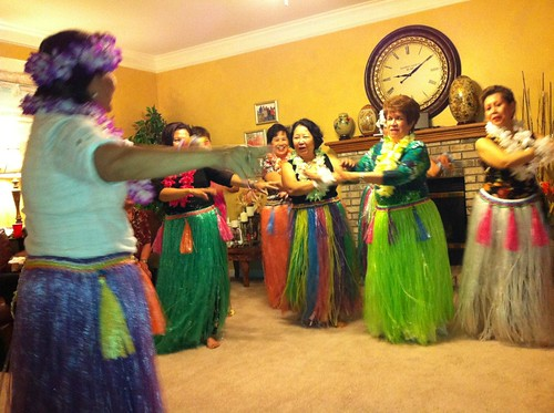 hula lesson