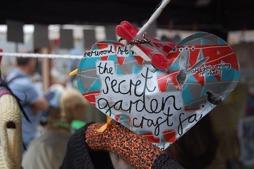 Secret Garden Craft Fair