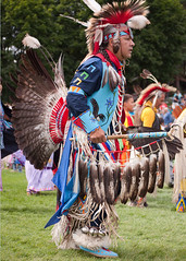 Tradition008 (Ridley Stevens Photography) Tags: family wow fun dance skins spokane dancing native indian traditional feathers american wa tradition pow encampment riverfrontpark beadwork powwow spokanetribe spokanefallsencampmentandpowwow