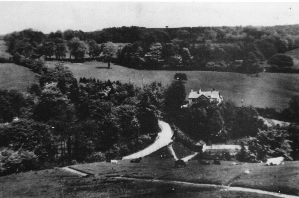 Wayside House, around 1935