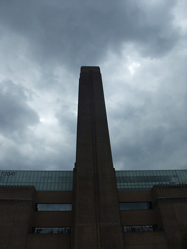 Today - at Tate Modern