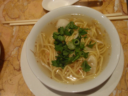 Malaka breakfast noodles bowl