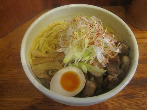 限定麺@破顔(桜台)