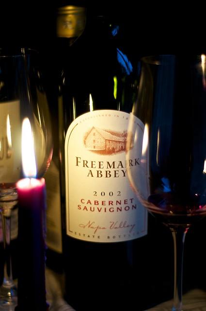 2002 Freemark Abbey Cabernet Sauvignon