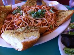 Spaghetti a florio