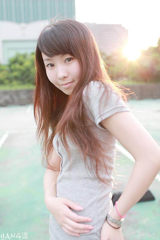 蘇小貝◆雨後的短暫陽光