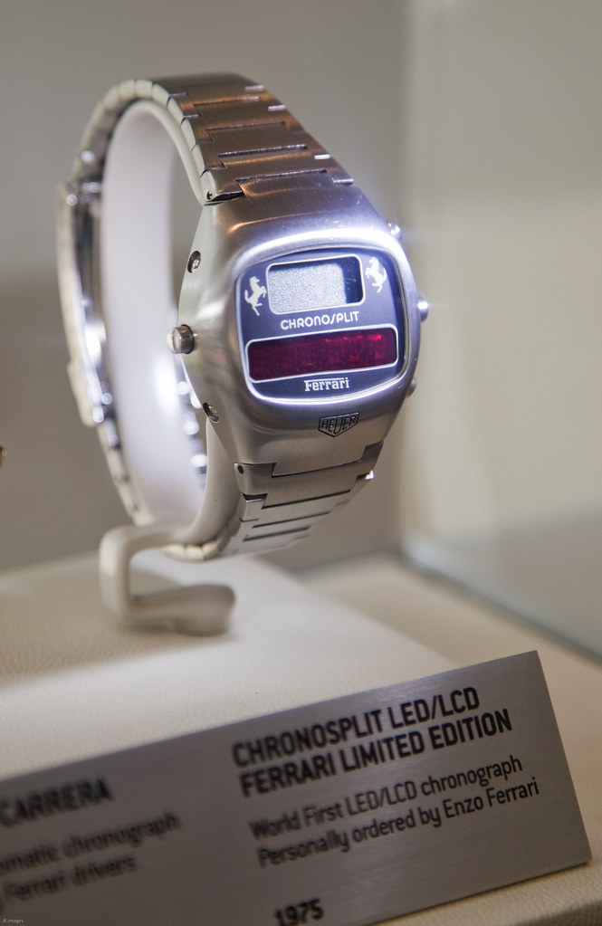 Tag First Digital Watch (1 of 1)