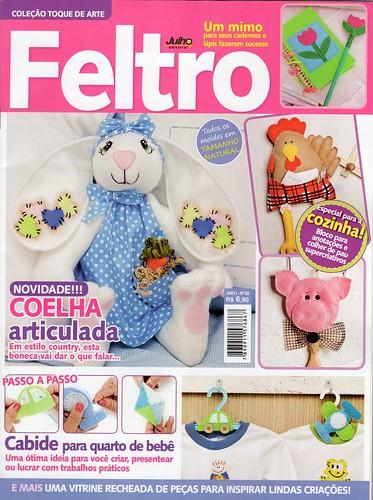 Mais uma revista com trabalhos meus!!!! by edilmarasantiago
