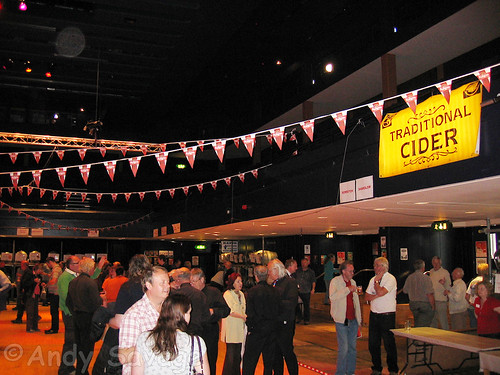 Derby Beer Festival, near the Ciders