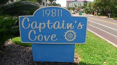 Captains Cove condos on Gulf Blvd (cyndeehaydon) Tags: beach water captains waterfront gulf cove indian condo condos shores blvd 19811