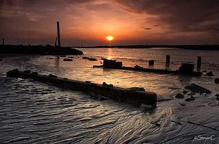 Sunset Launch