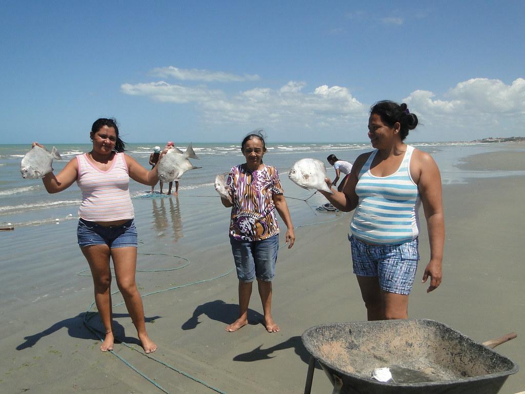 Atividades das Pescadoras. (12)