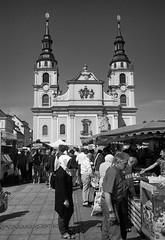 Marktplatz Ludwigsburg