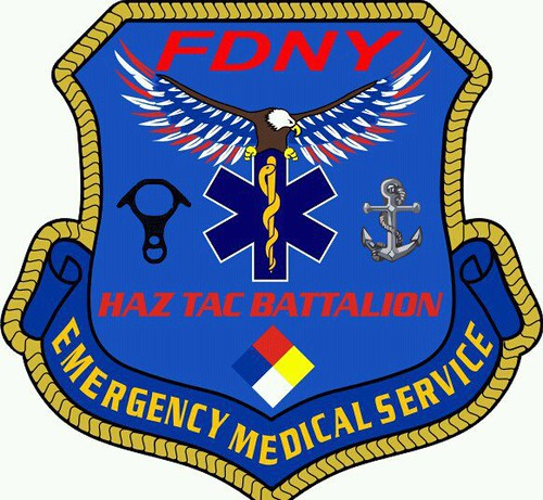 Flickriver: Most interesting photos from FDNY EMS HAZ TAC