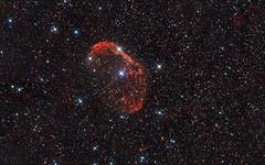 NGC6888 - The Crescent Nebula (tmarkuk) Tags: deepspace Astrometrydotnet:status=solved astro:subject=ngc6888 Astrometrydotnet:version=14400 competition:astrophoto=2012 astro:gmt=20120623t0000 Astrometrydotnet:id=alpha20120671431900