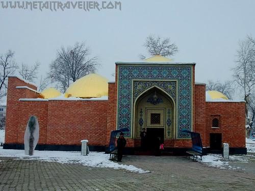 Mausoleum of Shah Hamdan in Kulob (1)