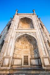 Mausoleum Marble 7882 (Ursula in Aus) Tags: india architecture taj tajmahal marble earthasia