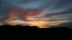 sunset sun airport flickr bestof sonnenuntergang... (Photo: eagle1effi on Flickr)