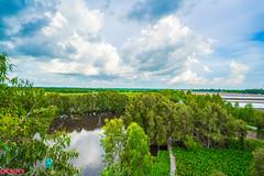 Trm Chim (lunatic_shopaholic) Tags: vietnam southern mekongdelta cuulong chaudoc nationalpark river
