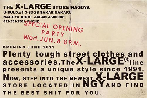 XLARGE NGY