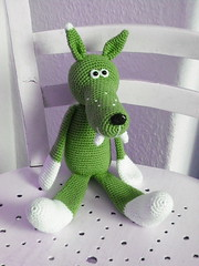2011_06112Wolf0017 Wolf, crocheted, amigurumi, Hkelanleitung, Hkeln, Pattern, gehkelter, hkeln (Pfiffigste Fotos) Tags: wolf pattern amigurumi crocheted hkeln hkelanleitung gehkelter hkelblog