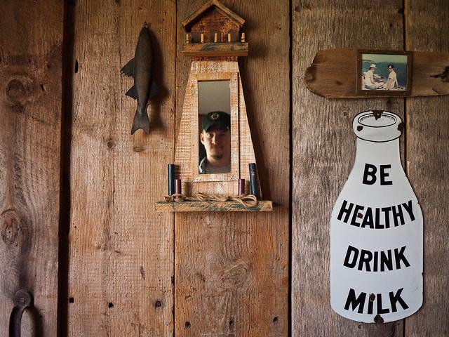 Be Healthy Drink Milk
